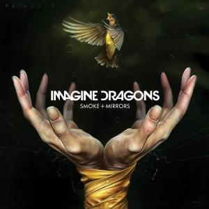 Imagine Dragons_cover album Smoke and mirrors_STD_m