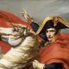Personaggi Parigi 1 Napoleone sul cavallo rampante