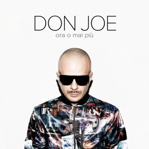 Don Joe copertina album Ora o Mai Più