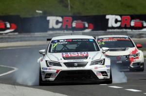 TCR series Salzburgring, Austria 29 - 31 May 2015