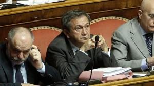 Azzollini: cominciata seduta al Senato