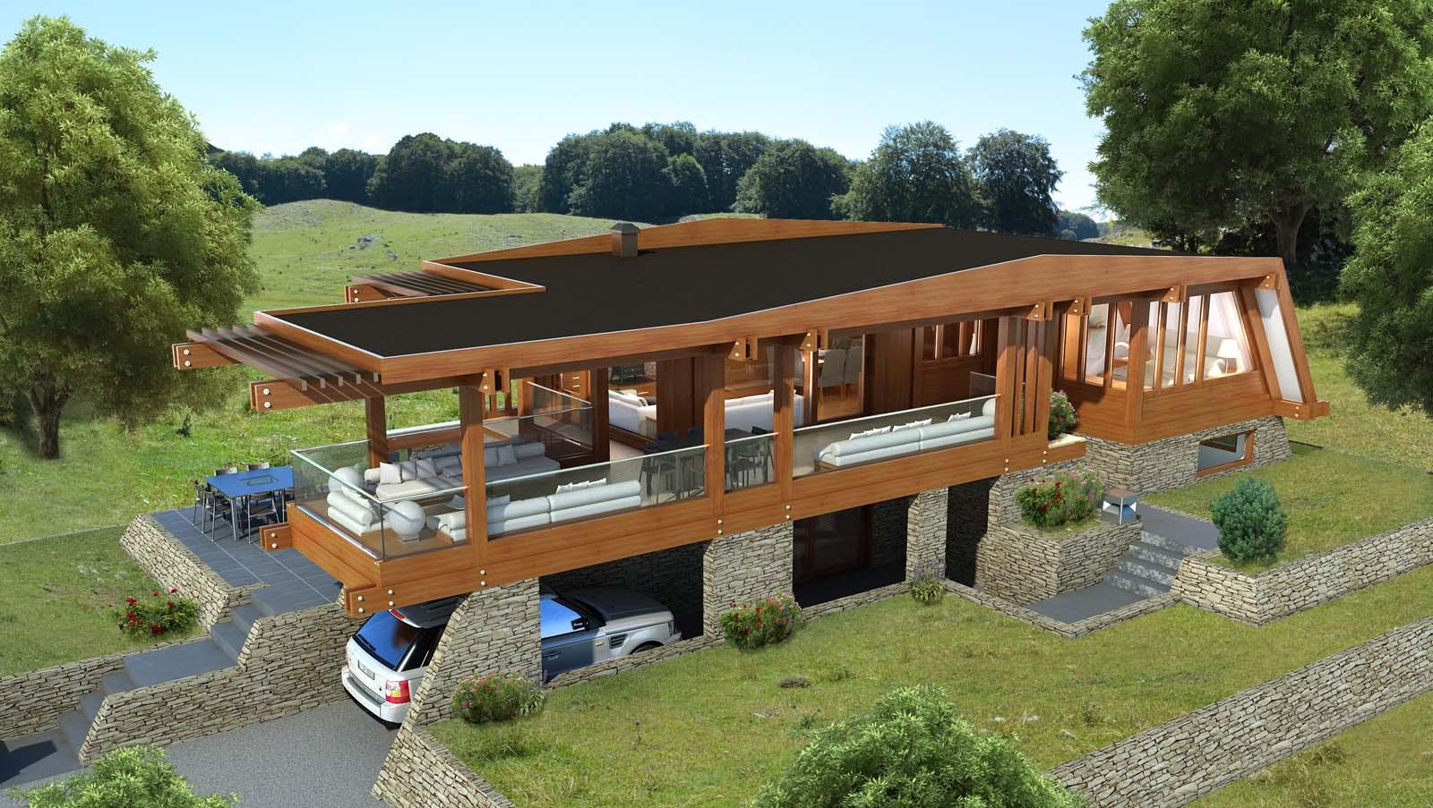 Big delta stampante 3d per case a basso costo for Costo di costruzione casa