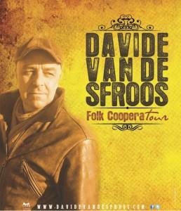 Locandina_DAVIDE VAN DE SFROOS b