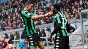Soccer: Serie A; US Sassuolo vs AC Milan