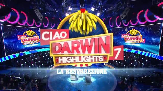 Ciao Darwin 7: Replica Quinta Puntata 15 Aprile su Video Mediaset