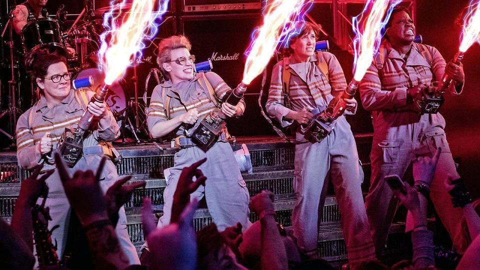 Ghostbusters: dal 28 luglio al cinema il reboot del film cult