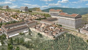 Agrigento Valle dei Templi 1 liv