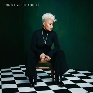 Emeli Sandè_Cover album Lond Live The Angels