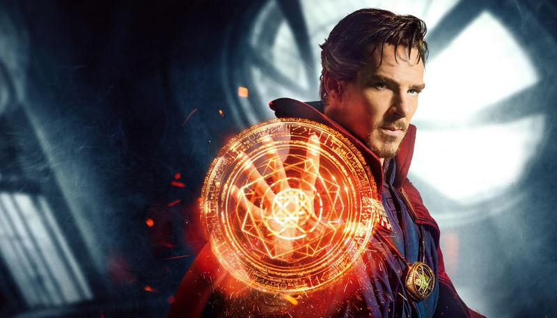 Doctor Strange debutta oggi nei cinema italiani