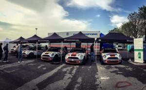 Le MINI Elite Motorsport a Monzaimage2