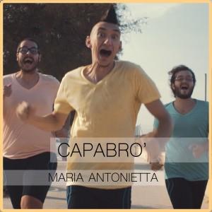 cover_capabro_singolo_maria_antonietta
