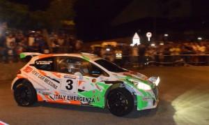 Rizzo Pittella Peugeot