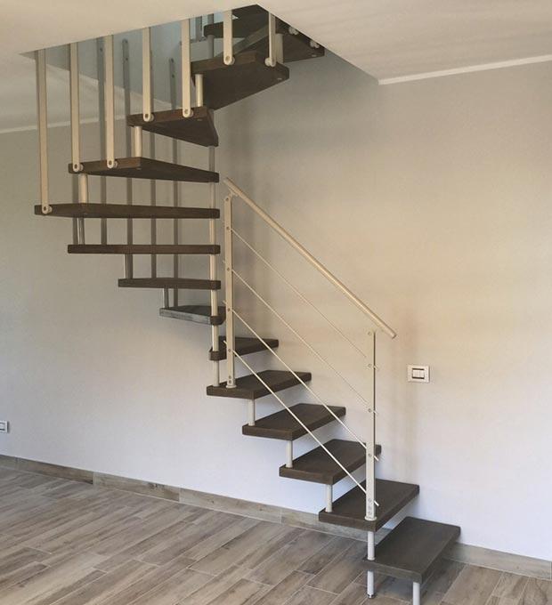 Le nuove tipologie delle scale di casa cosa offre il mercato - Scale di casa ...