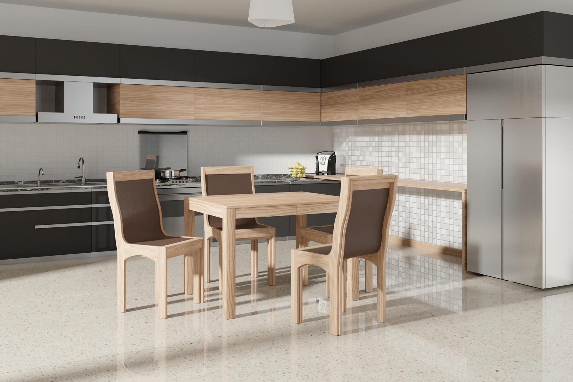 Tavoli per cucine piccole, alcune idee per avere funzionalità in ...