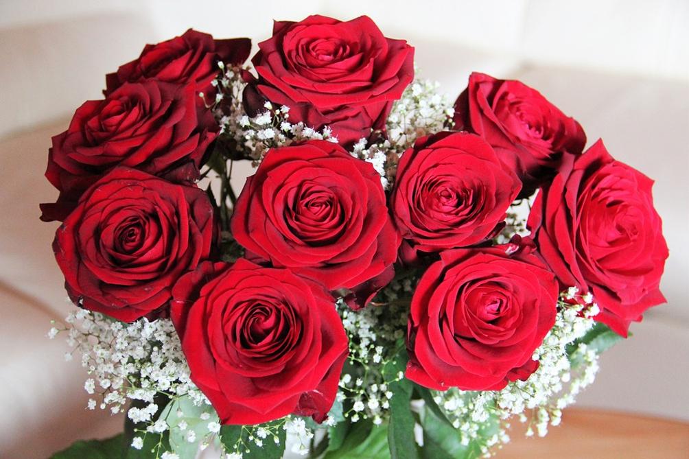 Mazzo Di Fiori X San Valentino.Un Messaggio Con I Fiori Per San Valentino 2020